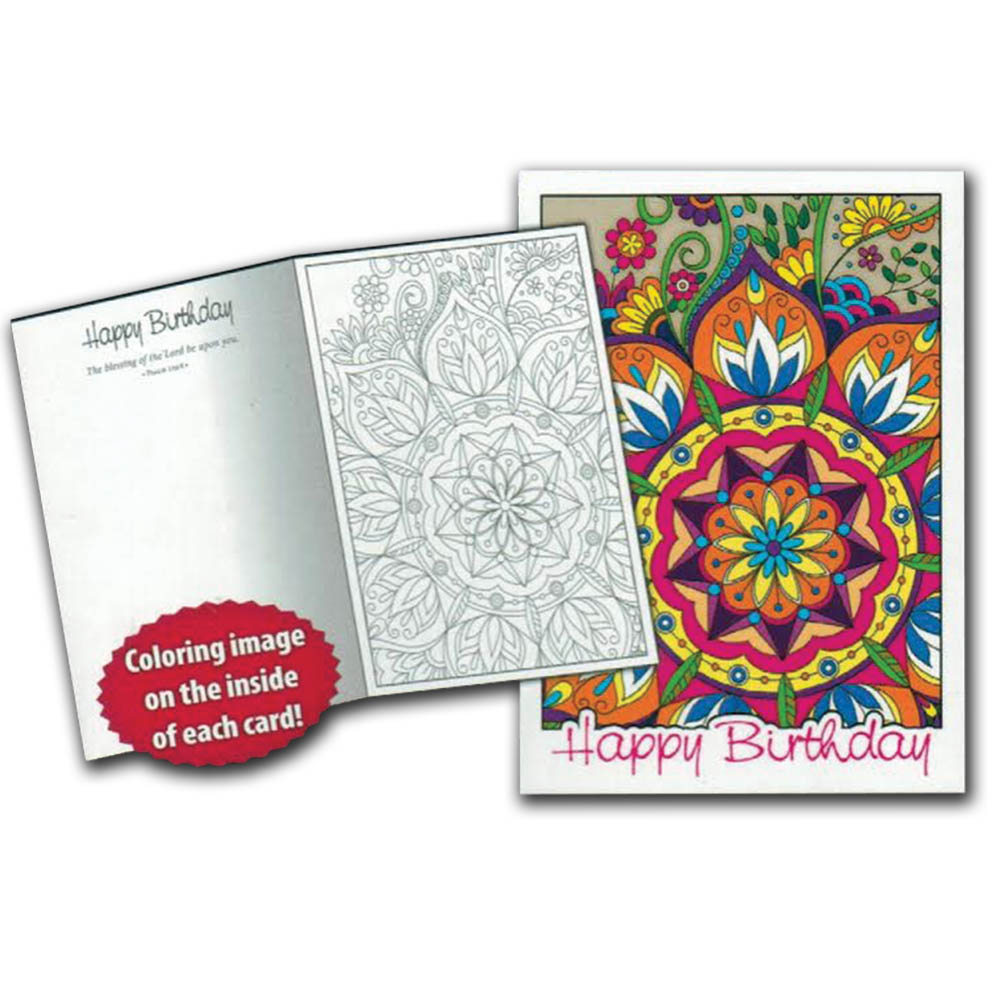 Color Your Own Greeting Cards Homesew