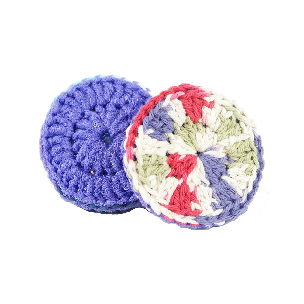 Crochet Dish Scrubbies Pattern Cool Design