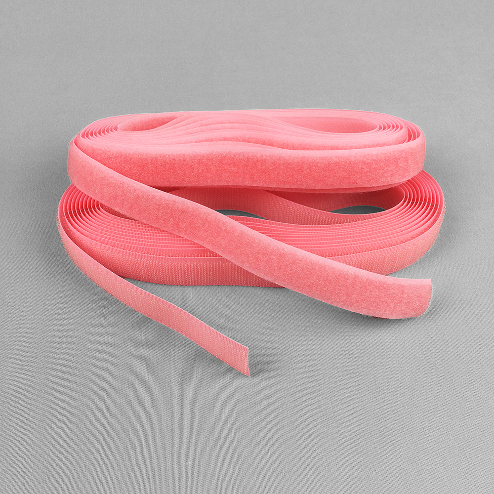 """3//4/"""" X 5 yard HOOK and LOOP FASTENING TAPE ROLL New Red"""