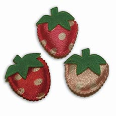 Spring and Summer Motifs - Strawberries