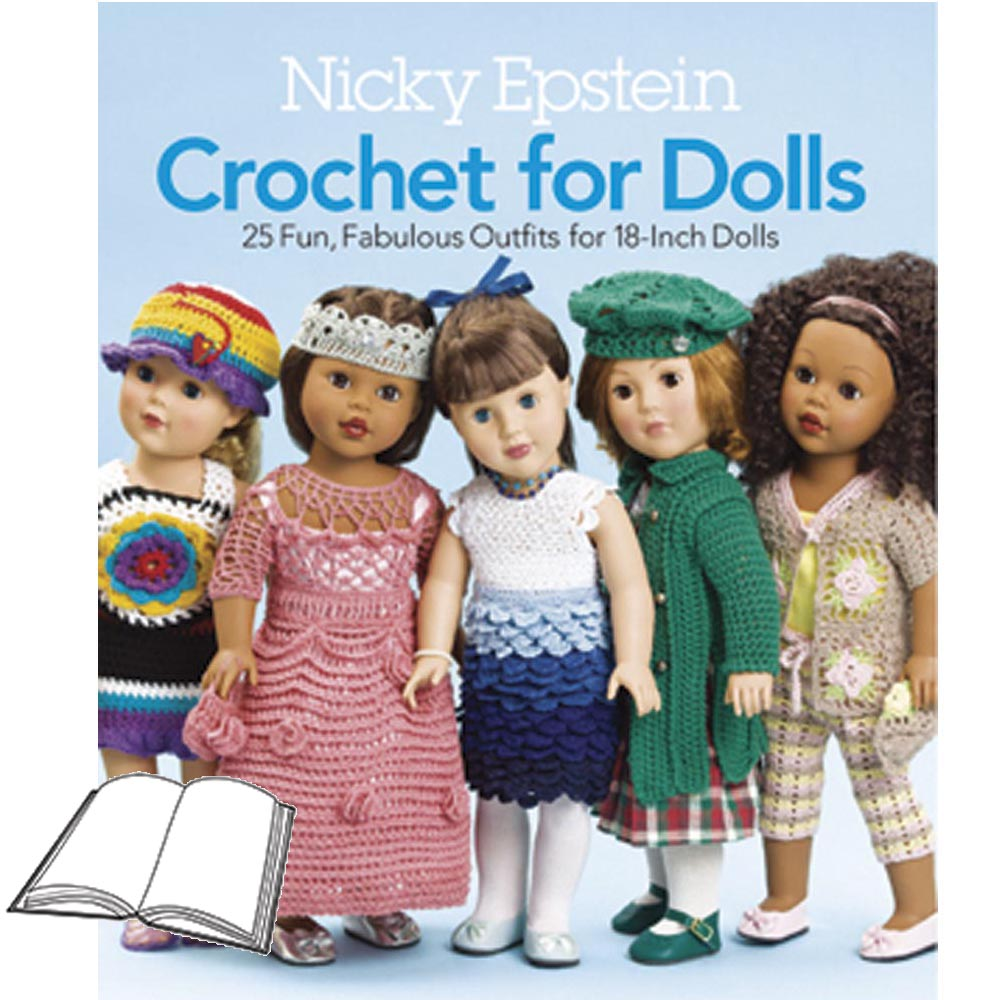 Nicky Epstein's Crochet for Dolls