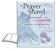 Prayer Shawl Journal and Guidebook