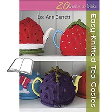 20 to Make - Easy Knitted Tea Cosies