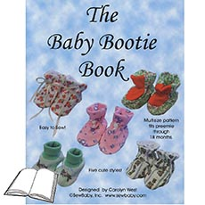 The Baby Bootie Pattern Book