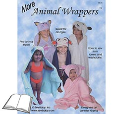 More Animal Wrappers Pattern Book