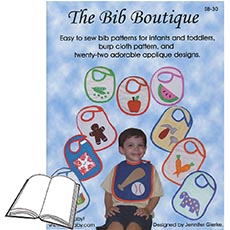 The Bib Boutique Pattern Book
