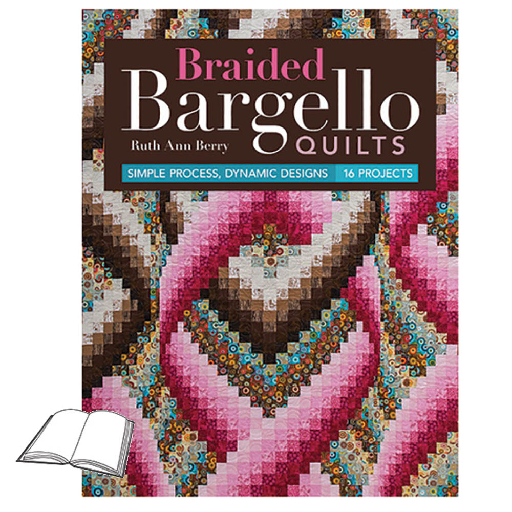 Braided Bargello Quilts Book Www Homesew Com