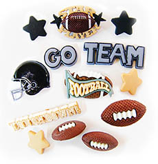 Football Frenzy Buttons