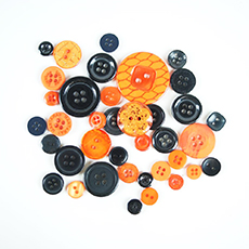 Halloween Mix Buttons