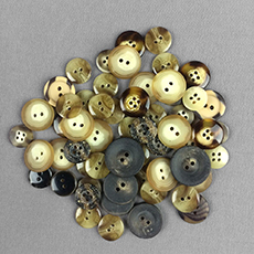 Natural Mix Buttons