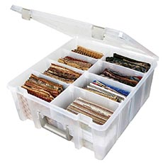 Super Satchel™ Double Deep with Removable Dividers