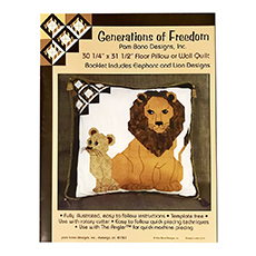 Generations of Freedom Quilt Pattern