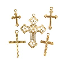 Cross Charms Assortment