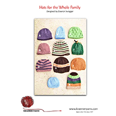 Hats for the Whole Family Pattern