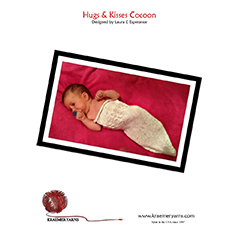 Hugs and Kisses Cocoon Pattern
