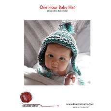 One Hour Baby Hat Pattern