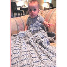 Oh Boy Quick Baby Afghan
