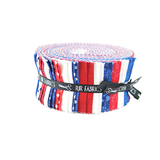 Patriotic Pixie Strip