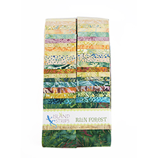 Rainforest Batiks-2-1/2