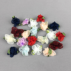 Ribbon Blossoms-20/pk