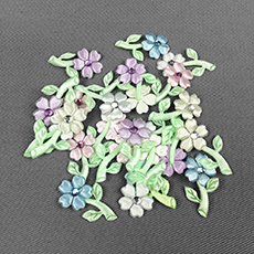 Jeweled Blossoms-24/pk