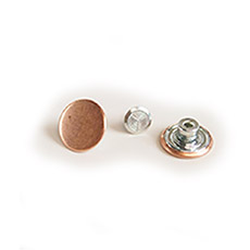 Copper Tack Buttons (12pk)