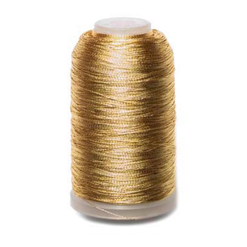 Fine Metallic Thread-Gold or Silver