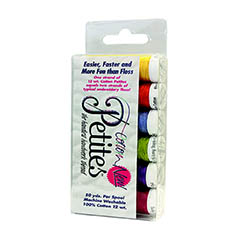 Sulky Cotton Petites-Many Color Assortments